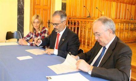 Renovado en Caravaca el convenio de colaboración entre la Fundación Alfami y la Fundación Cajamurcia