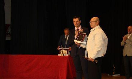 La Casa de la Cultura de Cehegín acoge la entrega de los XXXIV Premios al Deporte Murciano