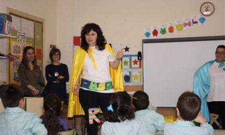 'Medio Ambiente' en Cehegín imparte talleres sobre reciclaje en los colegios
