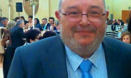 Antonio Sánchez López, Cofrade del Año 2015 en Caravaca
