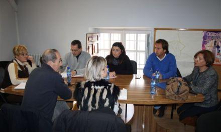 Los Concejales de Turismo de la comarca del Noroeste se reúnen con la Directora General de Comercio y Protección del Consumidor para hablar de los Mercadillos Artesanales