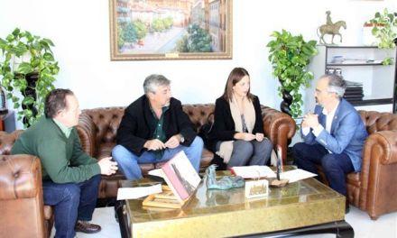 Ayuntamiento de Caravaca y Tráfico se reúnen para revisar los convenios en vigor y planificar nuevas medidas de Seguridad Vial