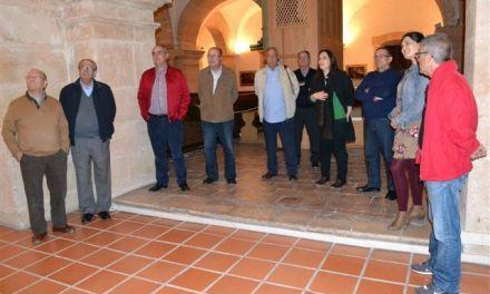 El grupo de opinión 'Los Espectadores' visita Caravaca para conocer sus recursos turísticos