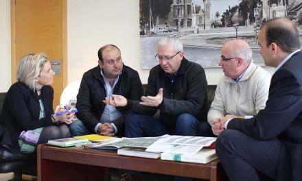 La Consejería colabora con Apcom en la puesta en marcha de un centro de agroecología
