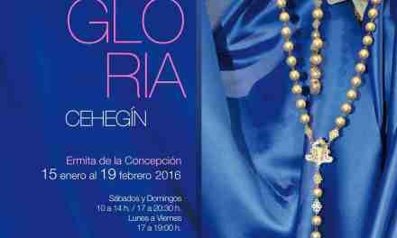 """La Ermita de la Concepción acogerá la exposición """"Dolor y Gloria"""", como prólogo a la Semana Santa de Cehegín"""