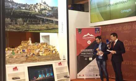 Cehegín promociona en FITUR su Patrimonio Cultural, Enológico y Natural