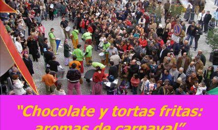 Llega a Cehegín el Mercadillo Artesanal 'El Mesoncico' con aromas de carnaval