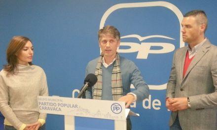 El PP pide promover en Caravaca estrategias de Desarrollo Urbano Sostenible para optar a ayudas de la Comisión Europea