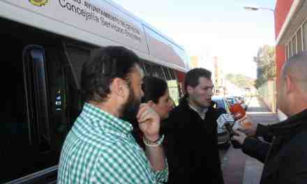 """La Concejalía de Servicios Sociales de Cehegín adquiere un vehículo para el transporte de los usuarios del Centro de Día """"Virgen de las Maravillas»"""