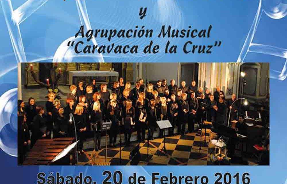 La Agrupación Musical Caravaca protagoniza este sábado 20 el 'Concierto Festero' junto a la coral Mariola de Alicante