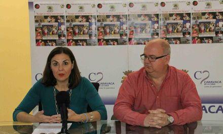 María José Soria asume la dirección de las concejalías de Deportes y Personal de Caravaca