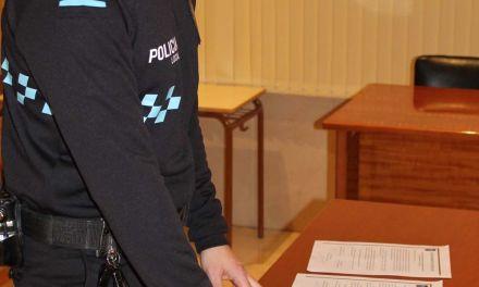 Un nuevo agente se incorpora a la plantilla de la Policía Local de Bullas tras una permuta