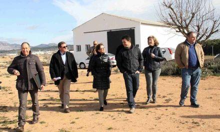 Unas jornadas en mayo darán a conocer entre los agricultores las especies experimentales de la finca caravaqueña 'Las Nogueras'