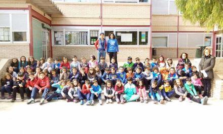 El Artero de Bullas realiza actividades para concienciar al alumnado sobre la importancia de alcanzar la igualdad