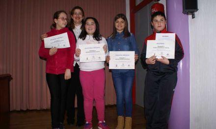 """Entregados en Calasparra los premios del Primer Concurso de Relatos Breves """"Día Internacional de la Mujer Trabajadora"""""""