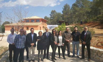 La Comunidad invierte más de 480.000 euros en el Centro de Montaña de Casas Nuevas en Mula
