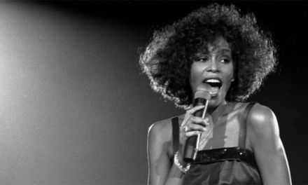 Inolvidable Whitney Houston