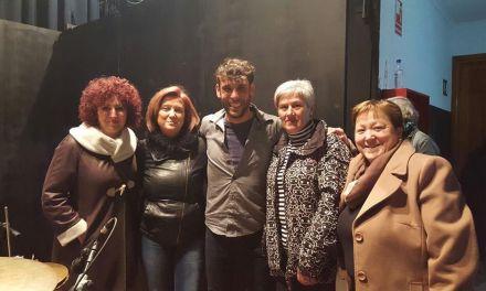 Teatro feminista y la experiencia de mujeres obreras como colofón en Moratalla de los actos conmemorativos del Día de la Mujer