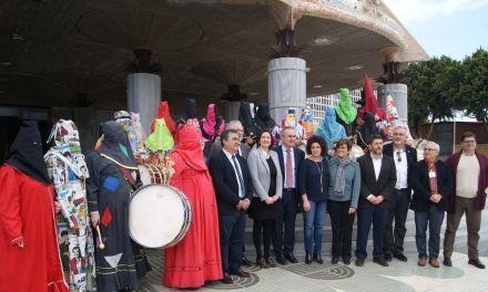 La Asamblea Regional apoya por unanimidad la propuesta del PSOE para que  la Fiesta del Tambor de Moratalla obtenga la Declaración de Interés Turístico Nacional