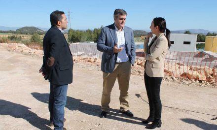 La ampliación de la depuradora de Bullas permitirá tratar 166,67 metros cúbicos por hora de aguas residuales