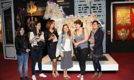 Un grupo de blogueras francesas, especializadas en viajes y destinos con encanto, visita Caravaca