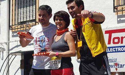 """Cerca de seiscientos participantes en la V Carrera Rural y de Senderismo """"Calar de la Santa"""""""