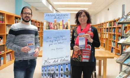 Cuenta cuentos, exposiciones, yincanas… para celebrar en Bullas el Día del Libro
