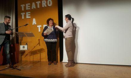 La actriz de Bullas Rosa Gea gana el premio a mejor actriz por segunda vez en el Certamen de Teatro Aficionado 'Ciudad de Cehegin'