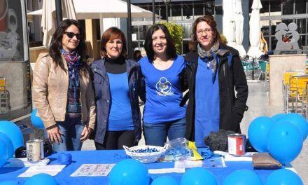 Teayuda y el Ayuntamiento de Caravaca conmemoran el Día Mundial de Concienciación sobre el Autismo