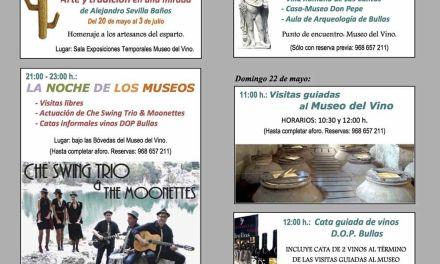 El Museo del Vino organiza visitas, catas, una exposición y un concierto para celebrar el Día Internacional de los Museos