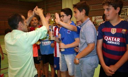 Más de 2.400 alumnos han participado en las competiciones del programa 'Deporte Escolar' de Caravaca