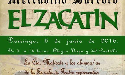 'El Zacatín' de Bullas se traslada este domingo al pasado para revivir su independencia y constitución como 'Villa de Bullas'