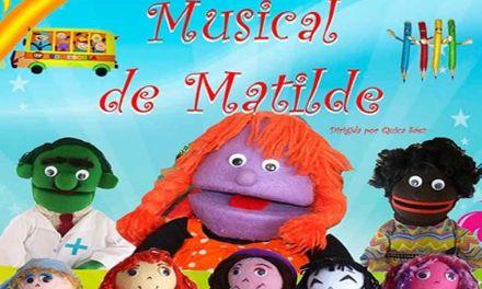 """""""La aventura musical de Matilda"""" llegará este próximo domingo, para los niños y niñas, dentro de las actividades del Verano"""