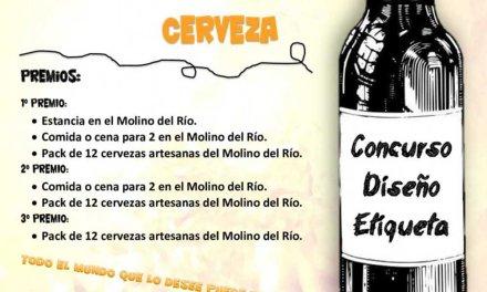 Concurso para etiquetar la nueva cerveza de Molino del Río