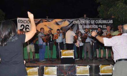 Celebrado en el Campo de San Juan el Encuentro de Cuadrillas de Animeros en el Noroeste Murciano