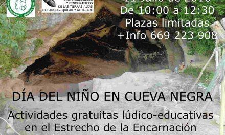 La programación 'Verano Joven' incluye un taller sobre la Prehistoria en Caravaca