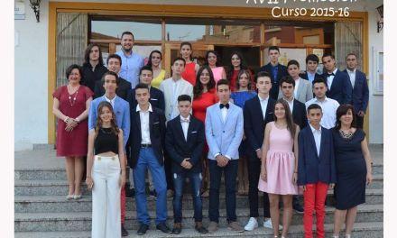 Se gradúa la XVVI promoción de alumnos Coop. de Enseñanza Ntra. Sra. de las Maravillas