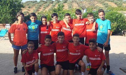 Los infantiles de fútbol sala de Caravaca, terceros en la Tapia Cup