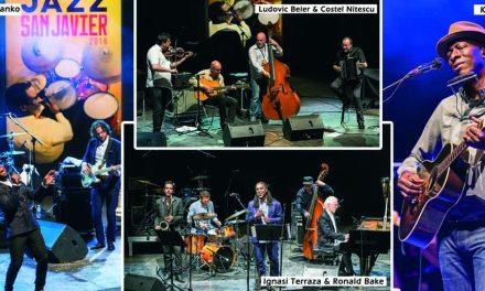 """Grandes estrellas y sensacionales interpretaciones convierten a """"Jazz San Javier"""" en un lujo mediterráneo"""