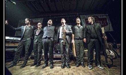 """""""Disfrutamos mucho tocando y tratamos de trasladar esa diversión al público"""", Travellin Brothers actúa en el Cuervarrozk de Calasparra"""
