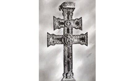14 de Febrero de 1934: Robo de la Stma.y Vera Cruz de Caravaca