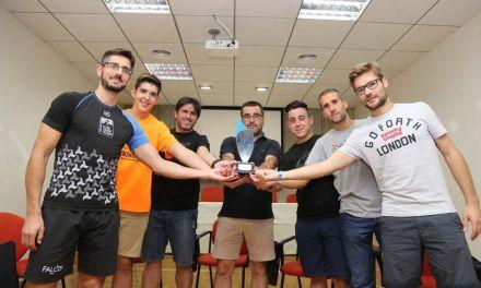 La UCAM premia al Club Falco Trail como ejemplo de prueba deportiva en la Región de Murcia
