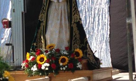 Las pedanías de Canara y El Chaparral celebran esta semana sus Fiestas Patronales