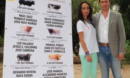 «En la Feria de Calasparra están presentes todos los novilleros punteros combinados estratégicamente con los murcianos y entiendo que matando las novilladas adecuadas cada uno», Pedro Pérez Chicote