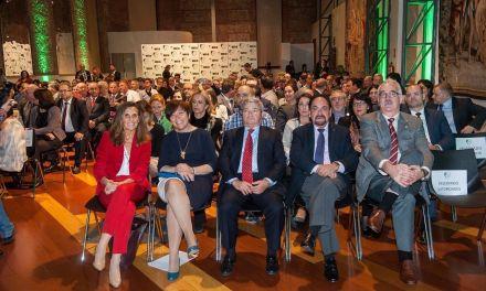 El Ayuntamiento de Bullas y la Asociación Ruta del Vino recogen la mención especial en los III Premios de Enoturismo 'Rutas del Vino de España' a la iniciativa  'SecretWine Walks'