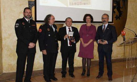 El caravaqueño Pedro Antonio Muñoz recibe la Medalla de Oro de la Asociación Nacional de Agrupaciones de Protección Civil