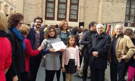 Laura Martínez del Colegio Artero de Bullas entre los diez alumnos premiados a nivel regional en el programa 'Crece en Seguridad'