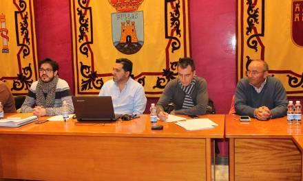 Constituido en Bullas el Consejo Municipal de Agricultura