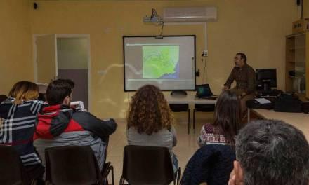 Conferencia sobre la importancia ecológica del Río Alhárabe y del arroyo de Hondares