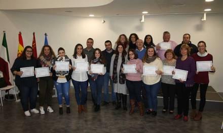 Entregados en Cehegín los diplomas del curso de lengua de signos organizado por la concejalía de Servicios Sociales
